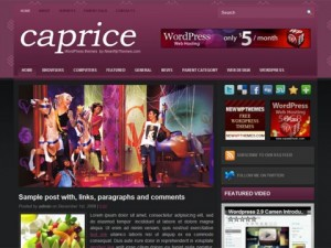 /tag/purple/Caprice_Free_WordPress_Themes.jpg