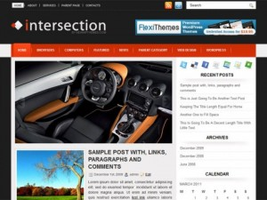 Intersection-Free-WordPress-Theme