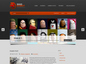 madrobot_free_wp_themes