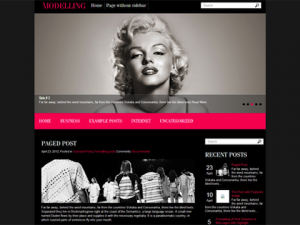 modelling_wordpress_themes